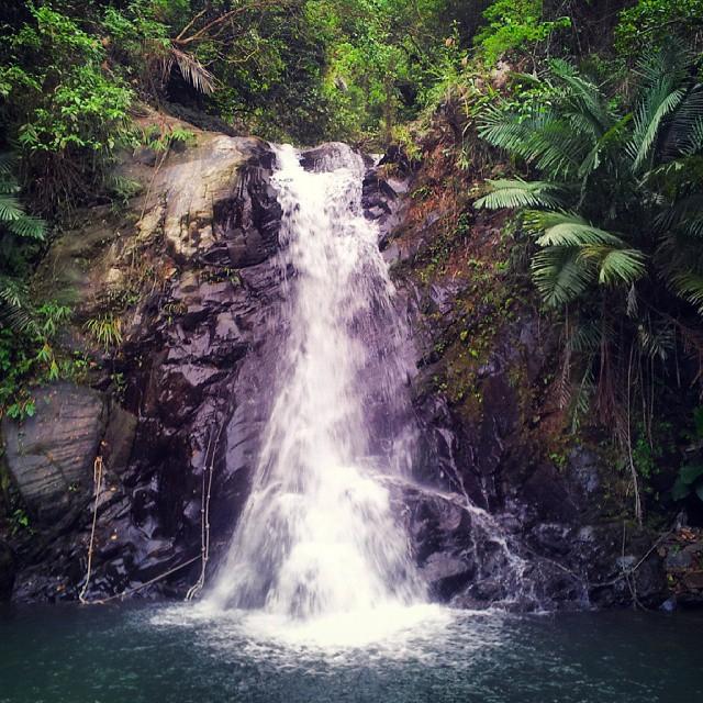 Liang Shan Waterfall, Pingtung County, Taiwan