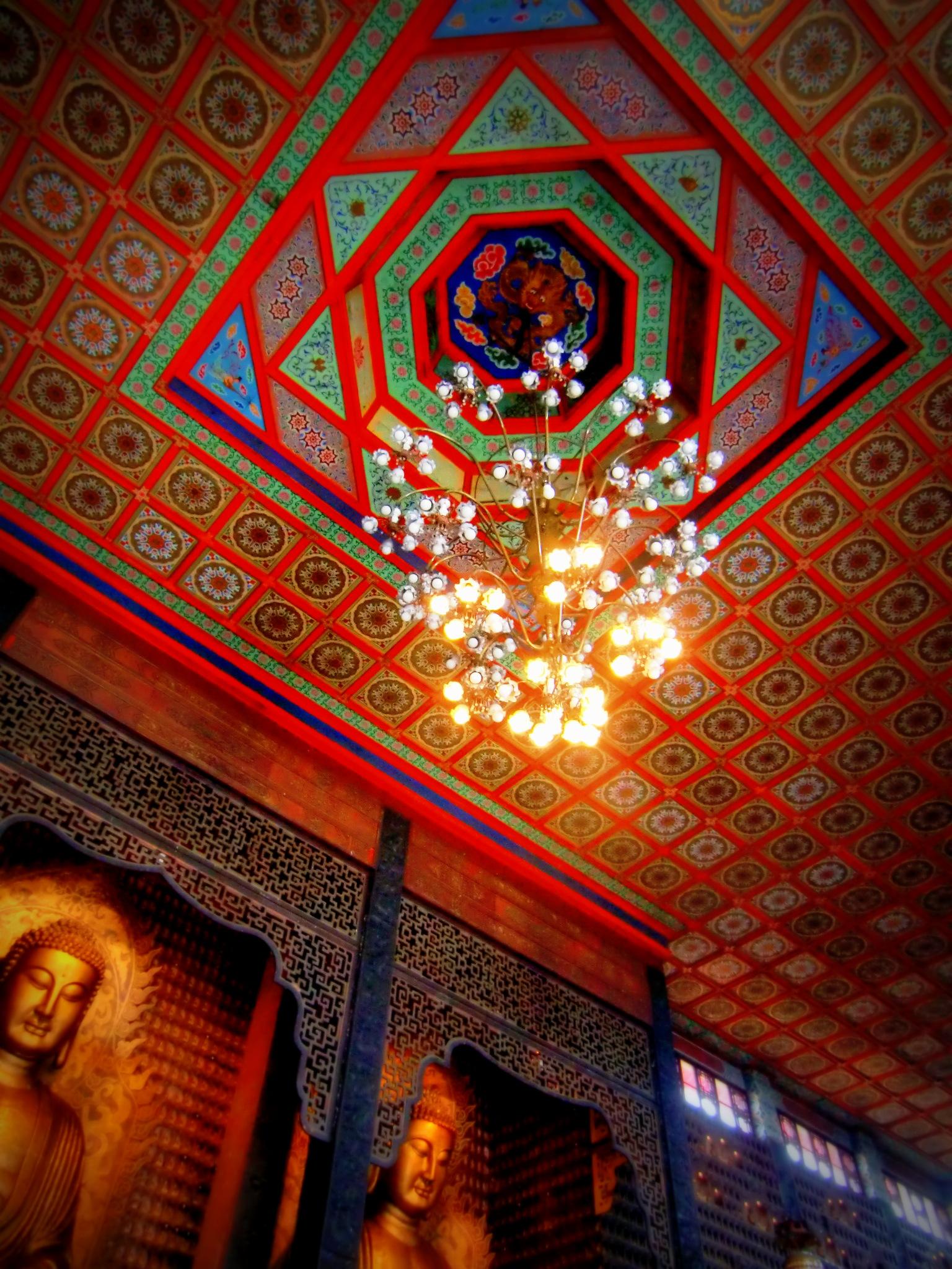 Fo Guan Shan Monastery, Kaohsiung Taiwan