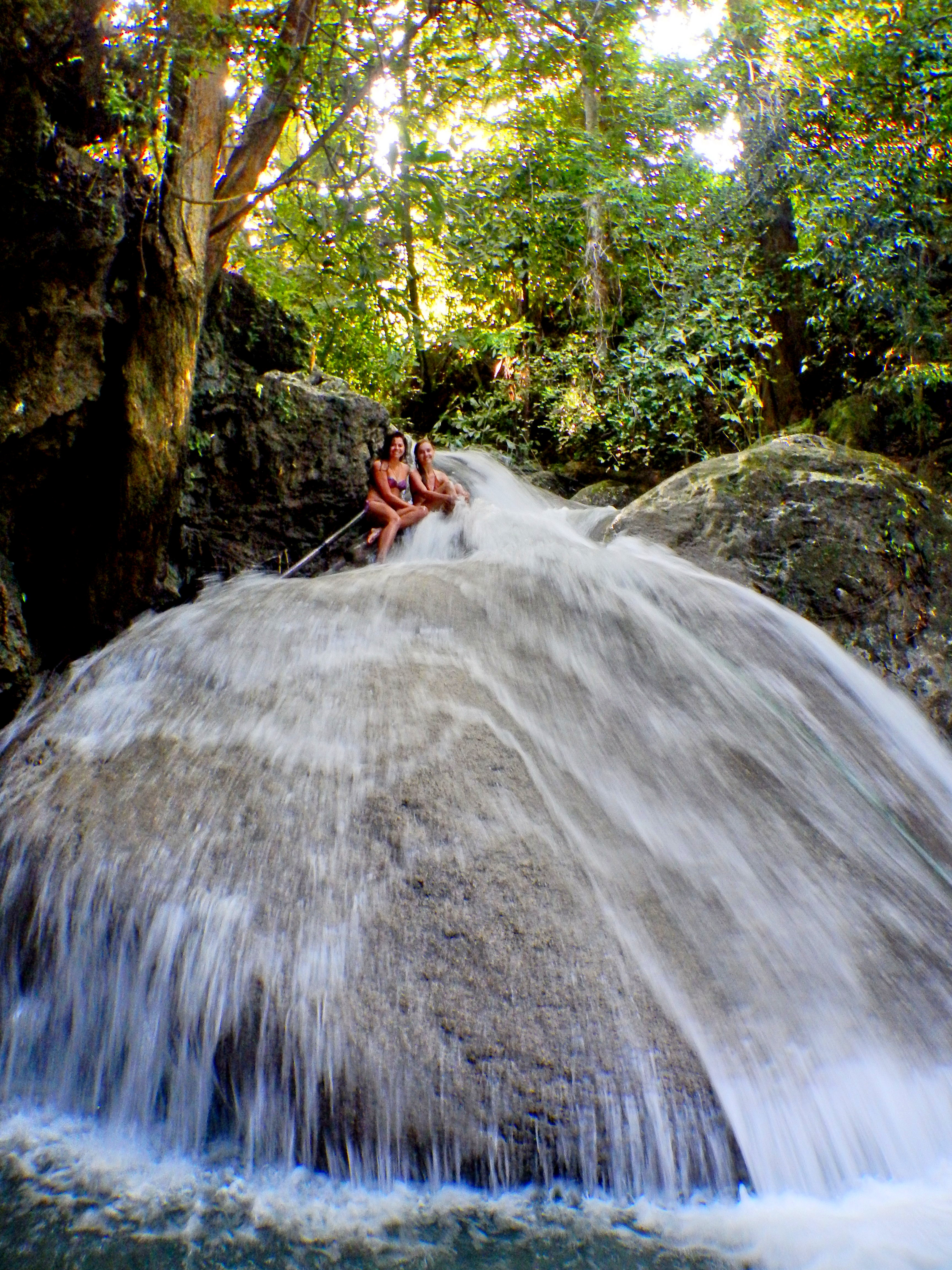 Erawan Waterfalls, Kanchanaburi, Thailand