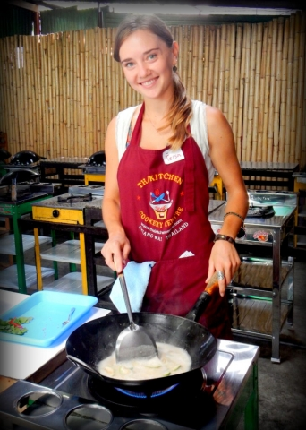 Cooking class in Chiang Mai, Thailand