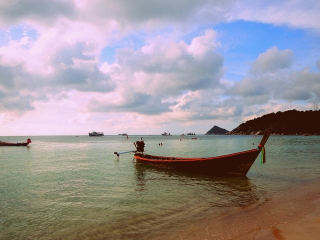 The island, Koh Tao, Thailand