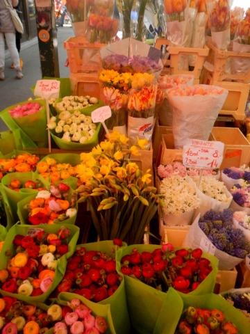 Vienna market, Austria