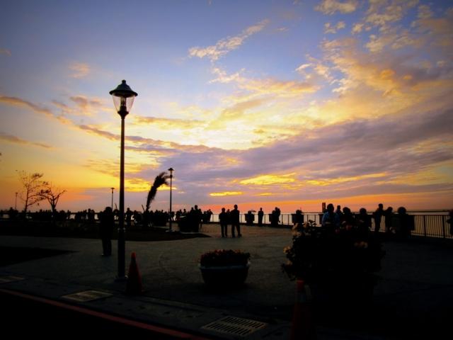 Kaohsiung harbor, Taiwan