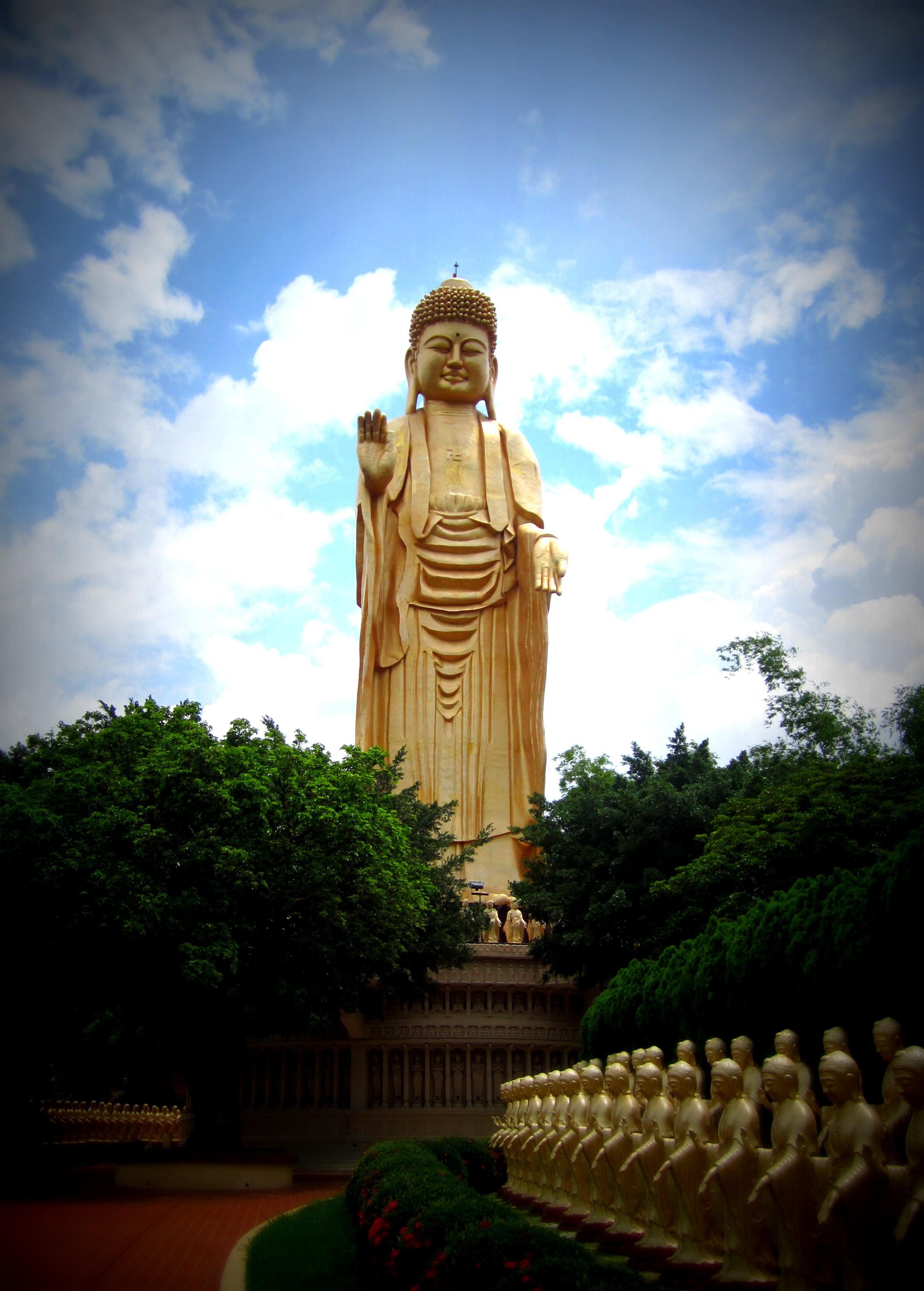 Fo Guan Shan Monastery, Kaohsiung, Taiwan