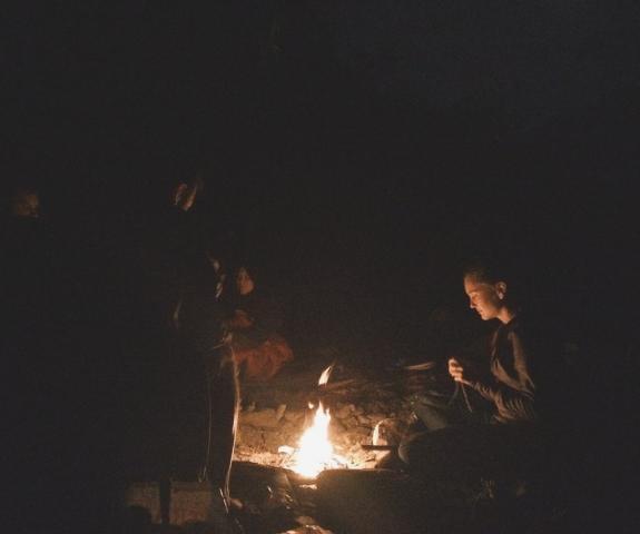 Camping in Pingtung County, Taiwan