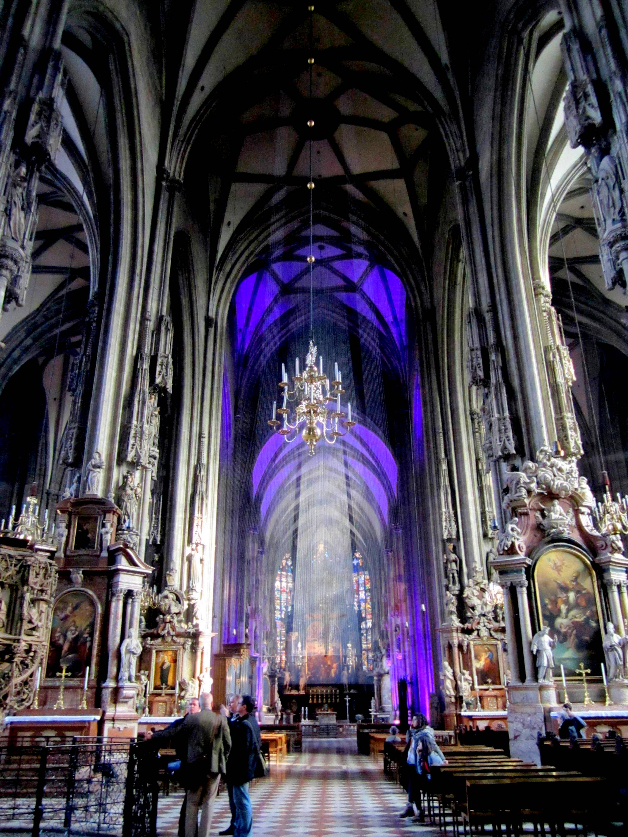 St. Stephen's Cathedral in Vienna Austria