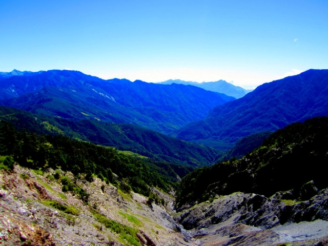 Near Hehuanshan Mountain, Taiwan