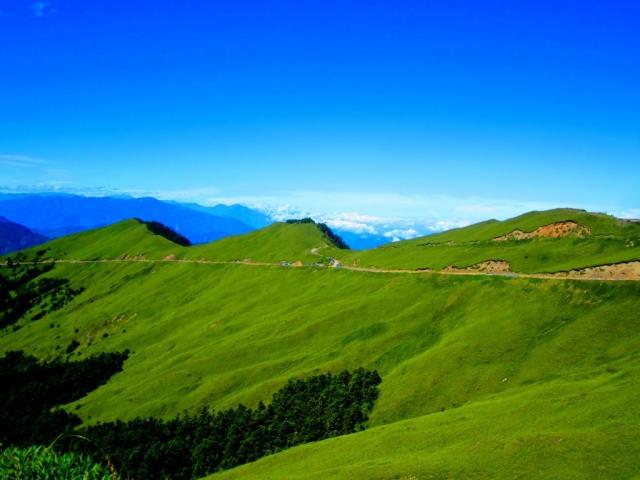 Hehuanshan Mountain, Taiwan