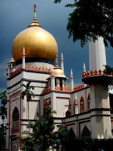 Arab District. Singapore