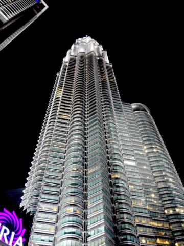 Petronas Towers. Kuala Lumpur, Malaysia