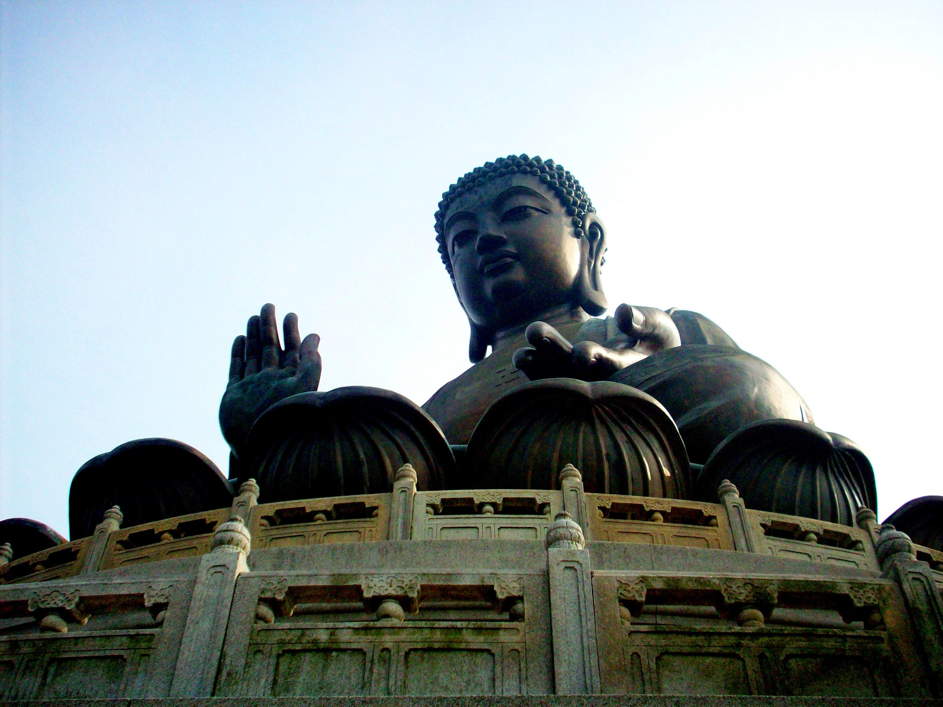 Tian Tian Buddha, Hong Kong