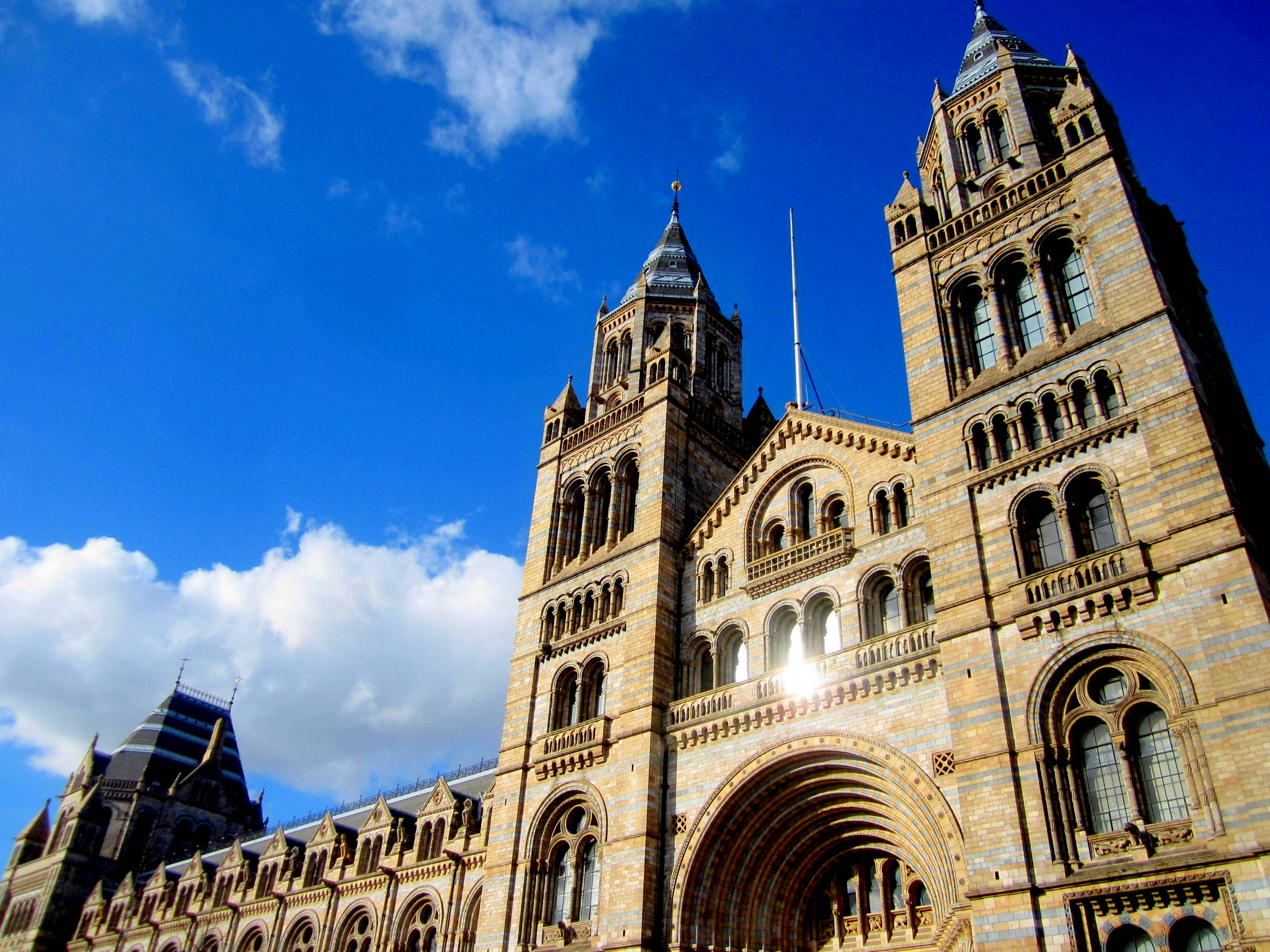 Natural History Museum. London, England