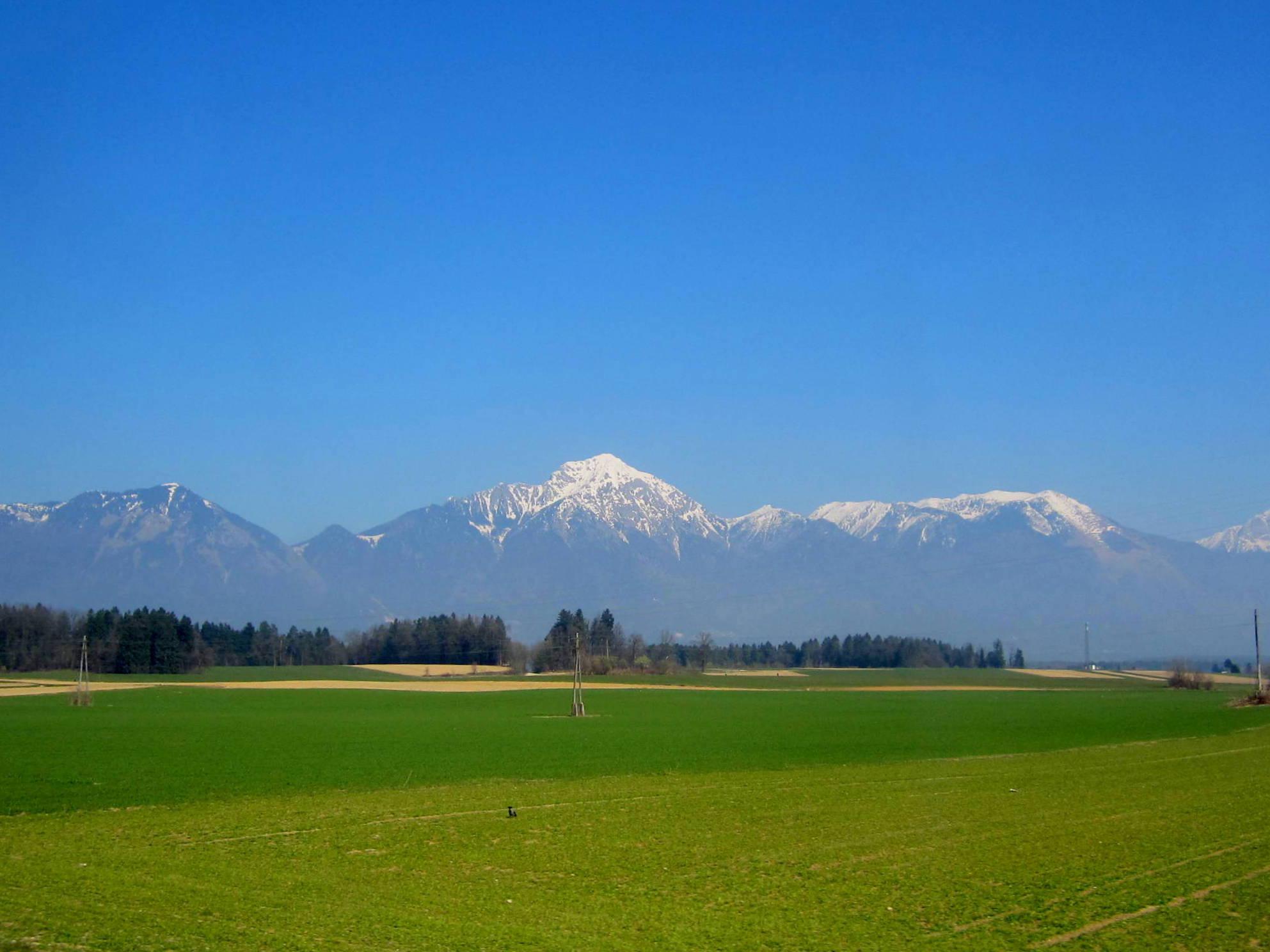 Slovenian countryside, Slovenia