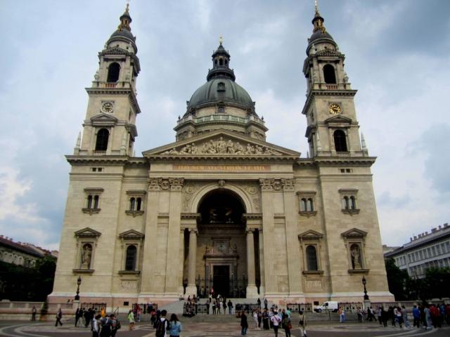 St. Stephen's Basilica. Budapest, Hungary