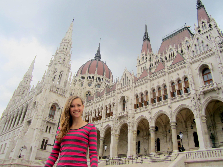 Parliament. Budapest, Hungary