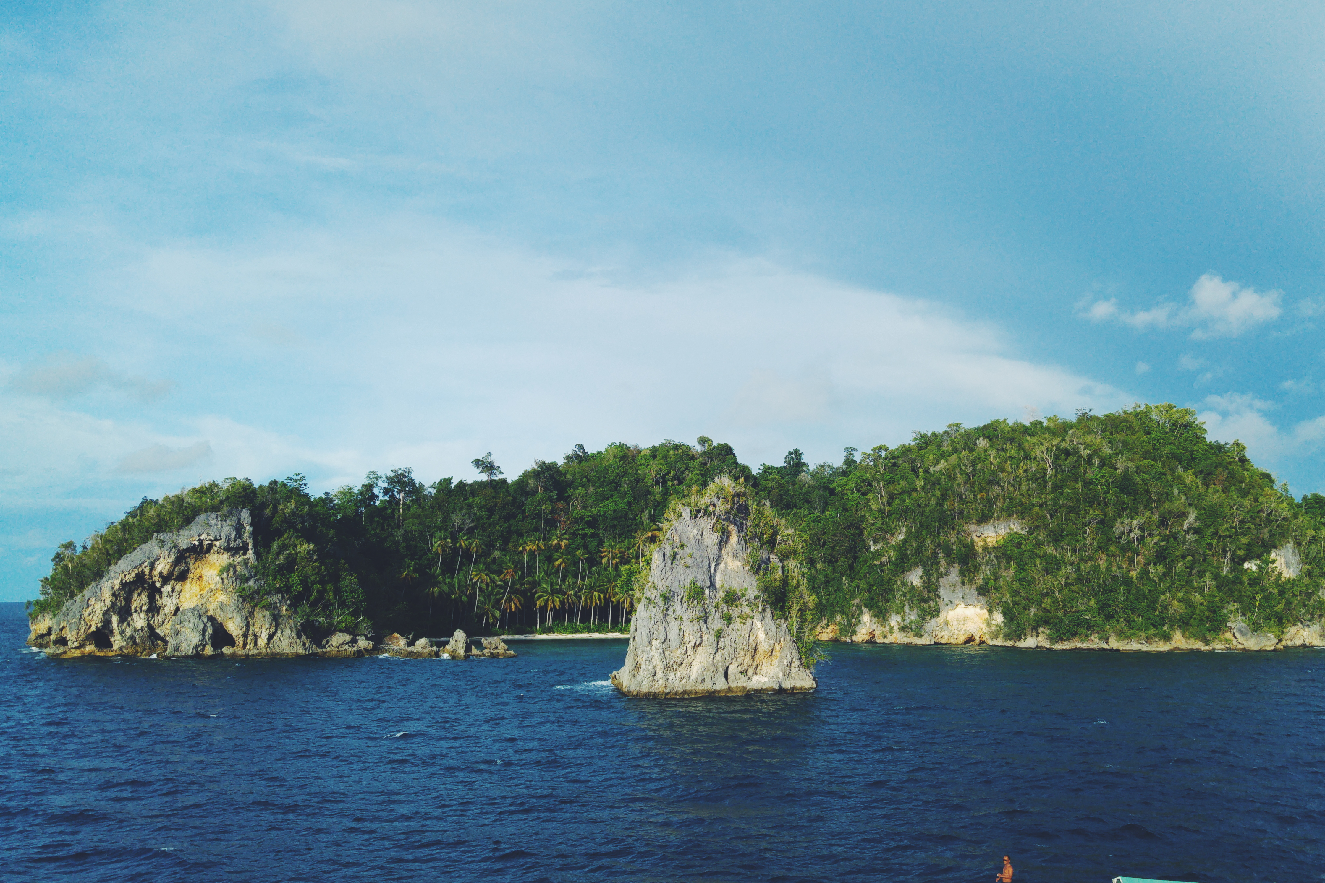 Indonesia, Unauna